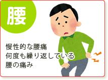 腰(腰が痛くて家事もまともに出来ない…。)